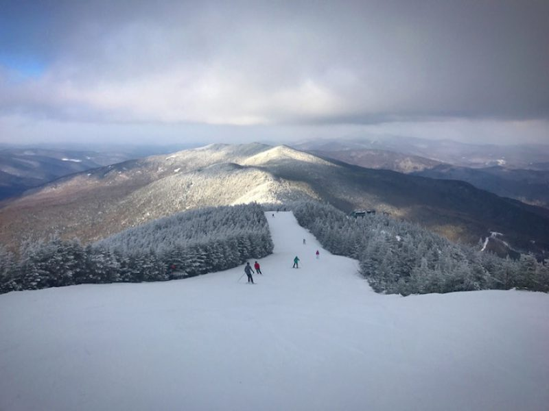 Vermont Holiday Ski Trip – Four Mountains, Four Days