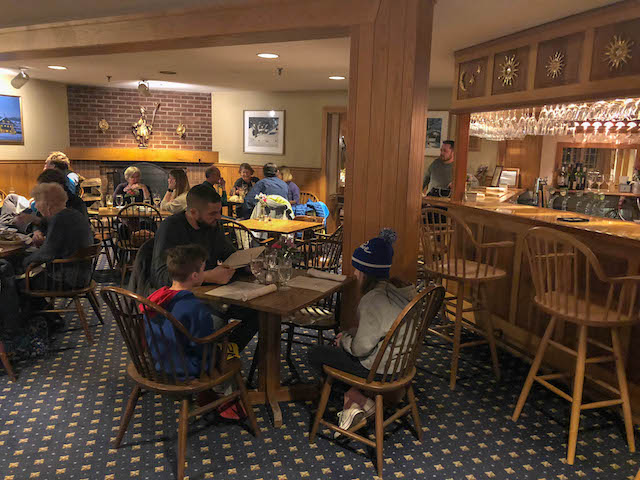 Trapp Family Lodge Lounge