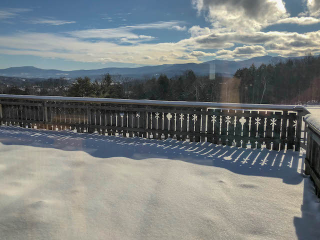 Trapp Family Lodge Austrian Tap and Tearoom View