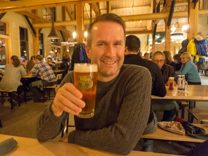 Prost! Celebrating Austria at von Trapp Brewing's Bierhall