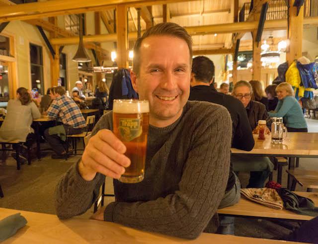 Prost! Celebrating Austria at von Trapp Brewing's Bierhall