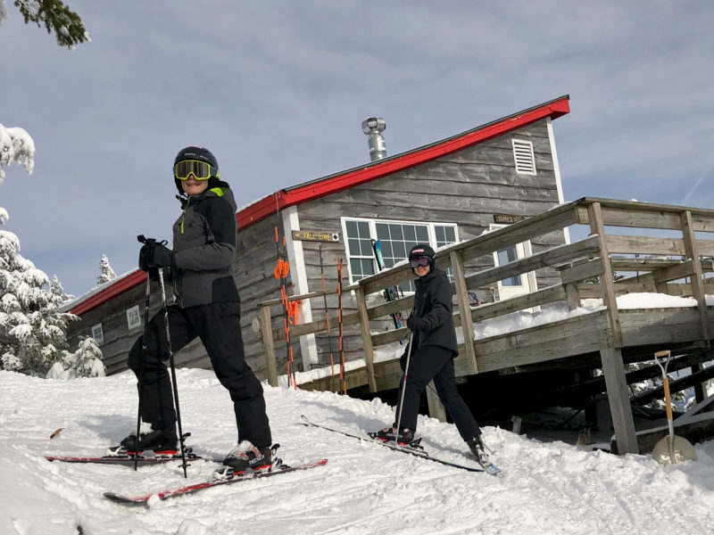 A Parent's Guide to Getting in Shape for Ski Season