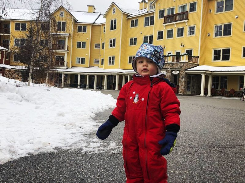 Unwind at Okemo (Yes, even with a Toddler)