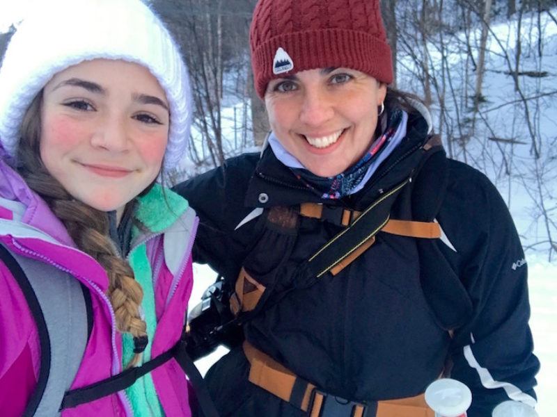 By the Light of the Moon – An Uphill Adventure at Sugarbush