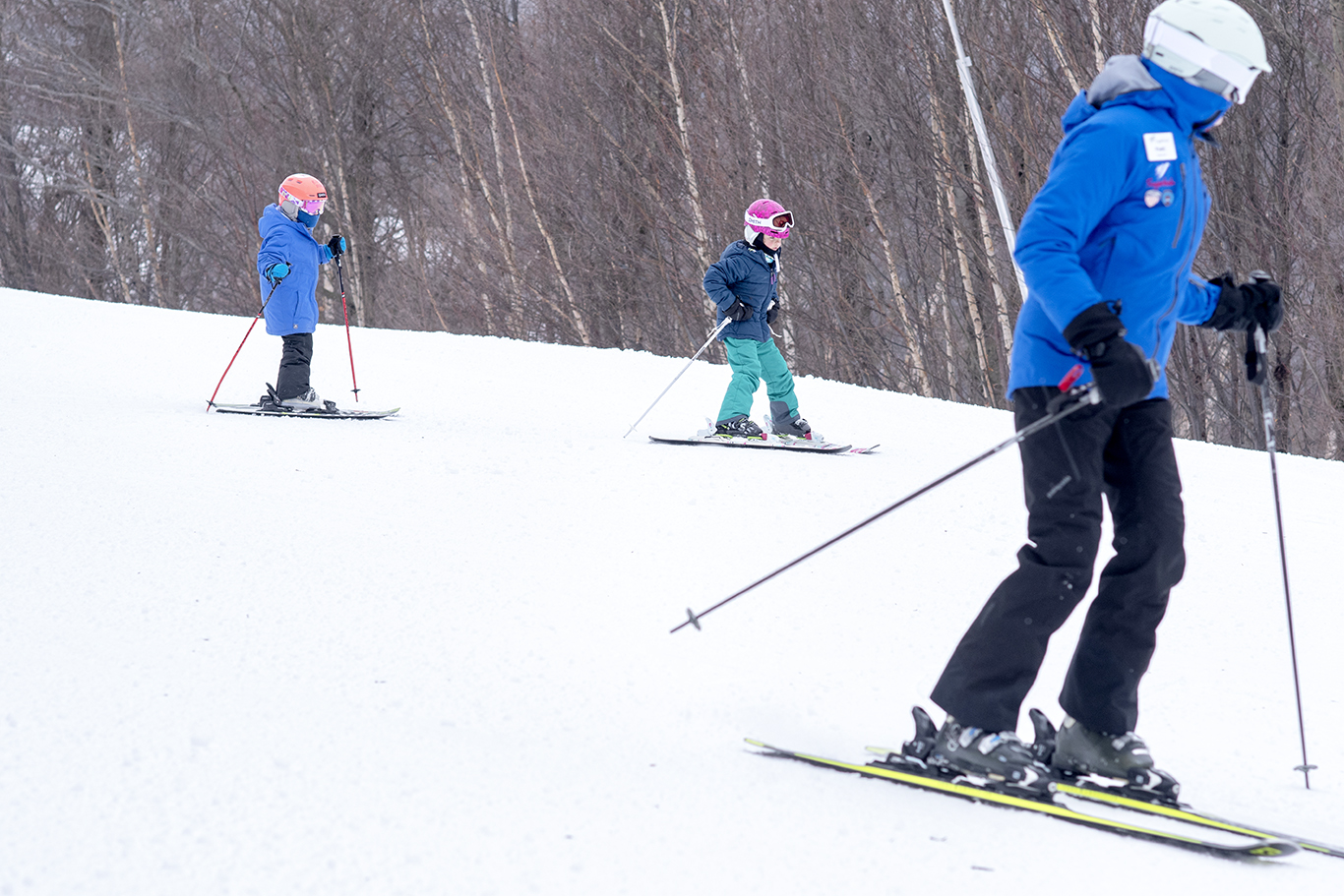 A 7-Year-Old Discovers Her Potential at Sugarbush