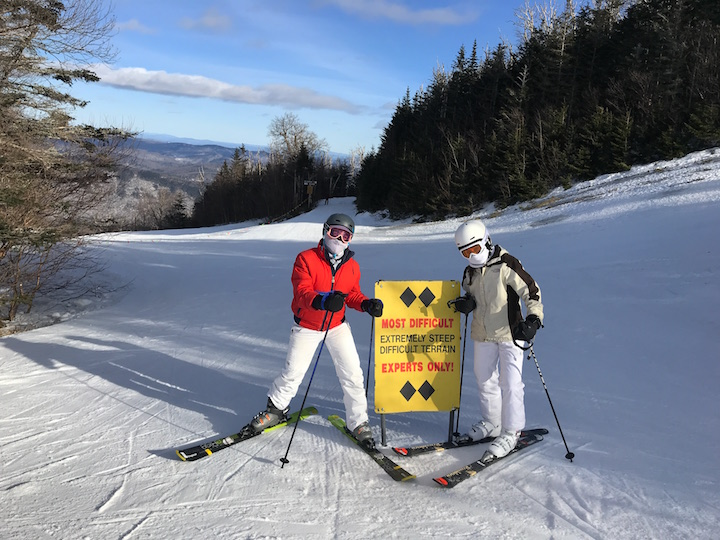Teens Take on The Beast – A Killington Adventure