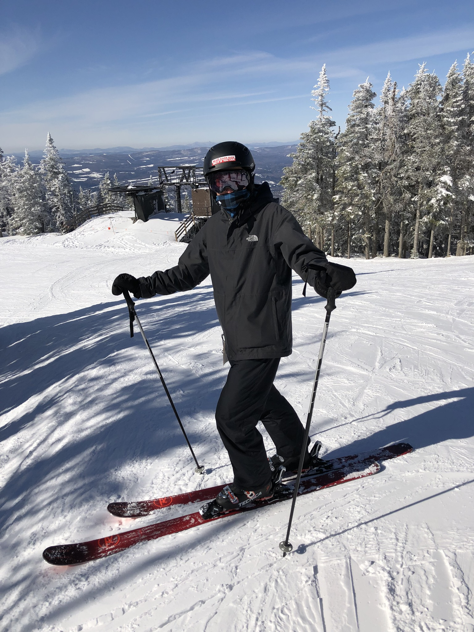 Why Rossignol Experience 94 TI Skis Are Perfect for Adventurous Teen Skiers