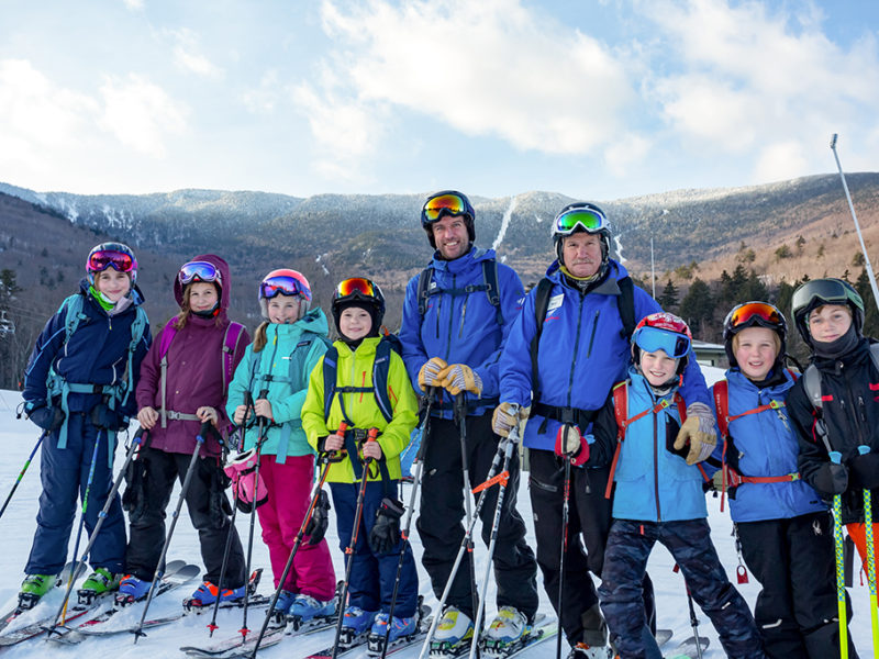Preparing Your Child for Ski  Lessons