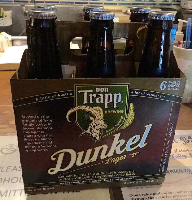 trapp family brewery