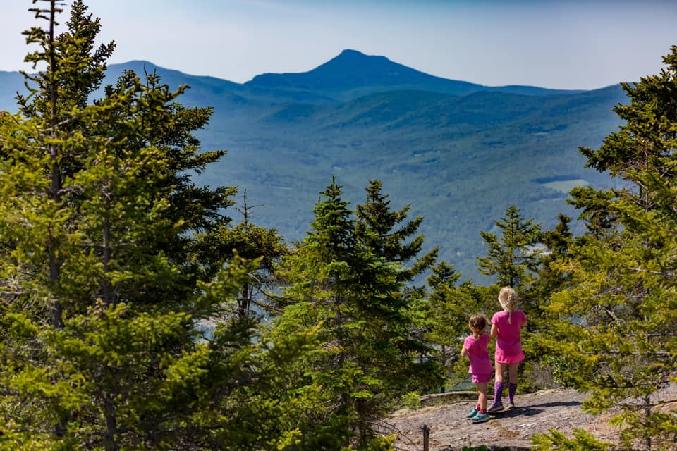 Camels Hump Vermont