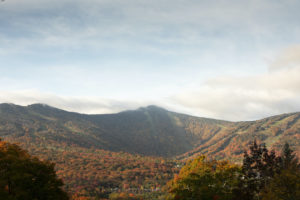 Fall Scenic Killington by Chandler Burgess