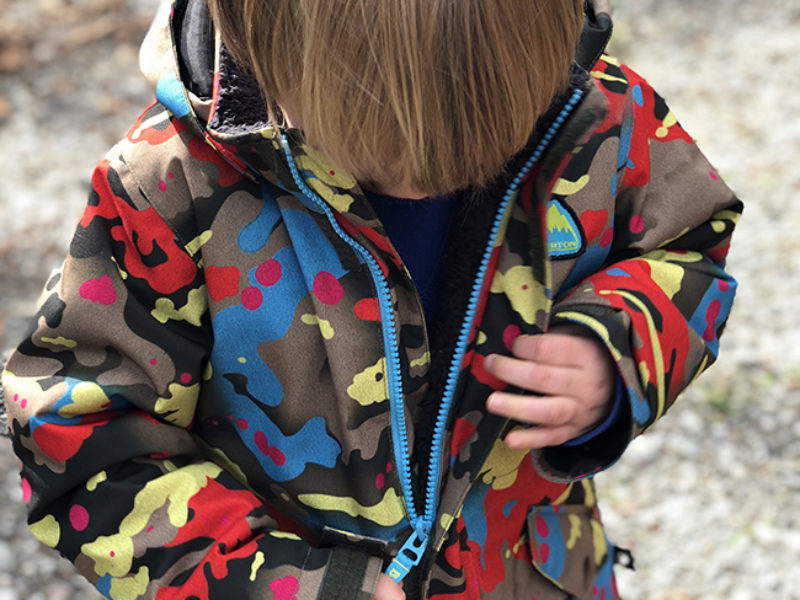 Dress for Success: Keeping Kids Warm This Winter