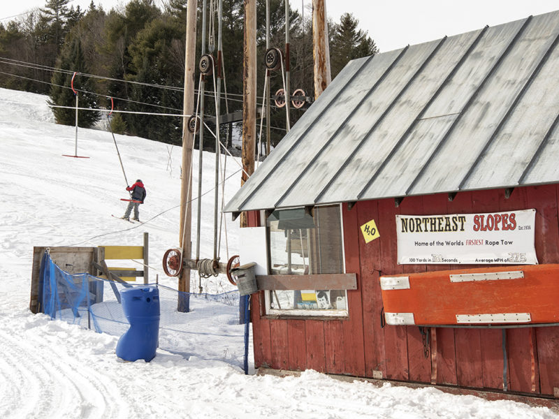No Fuss and Pure Fun at Northeast Slopes