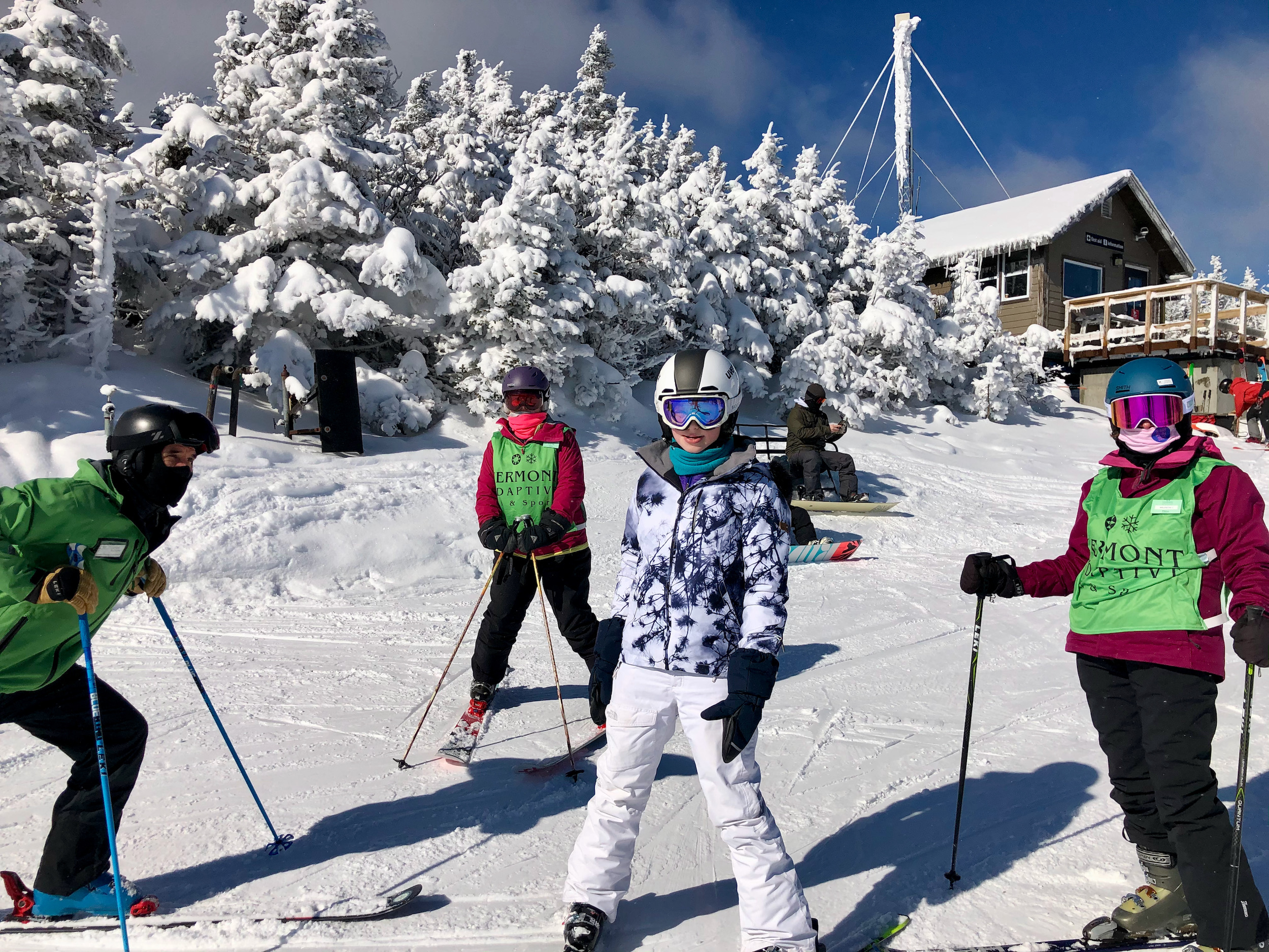 Skiing for All: Vermont's Adaptive Skiing Programs