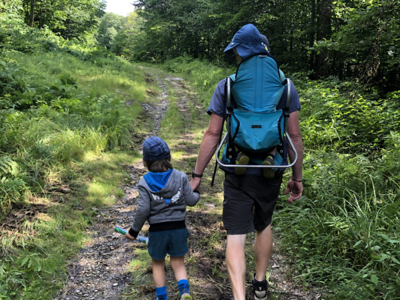 Take a Hike at Bolton Valley